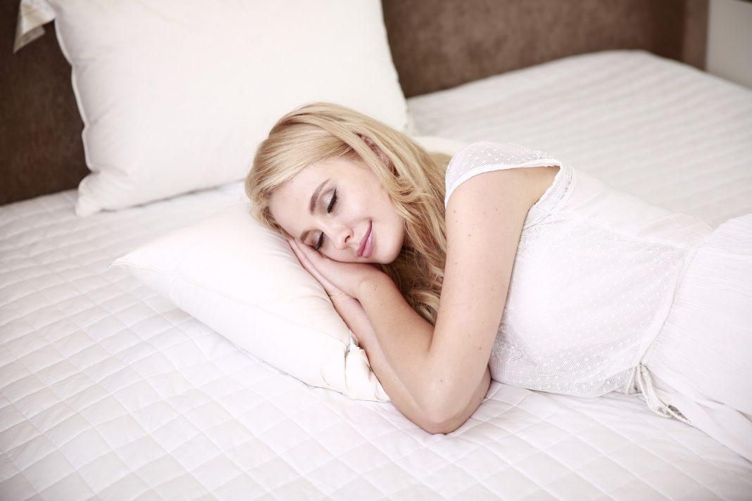 woman sleep